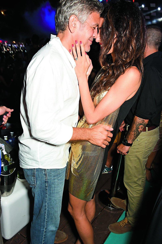 George Clooney s Amal