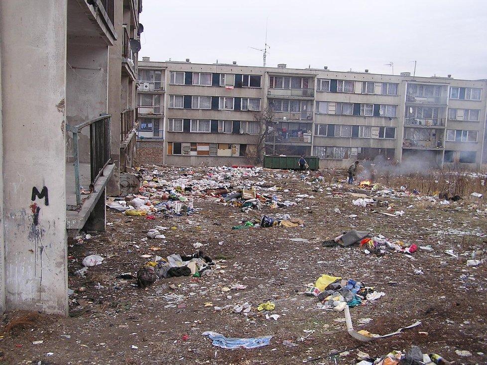 Česko má šest set vyloučených lokalit.(Ilustrační foto)