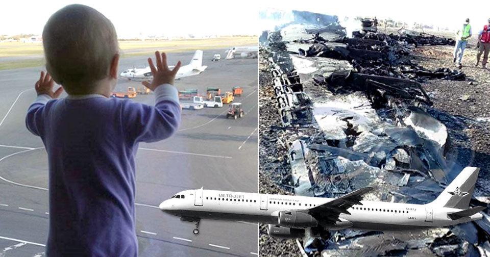 Nejmladší oběti havárie ruského airbusu v Egyptě - Darině - bylo teprve 10 měsíců.