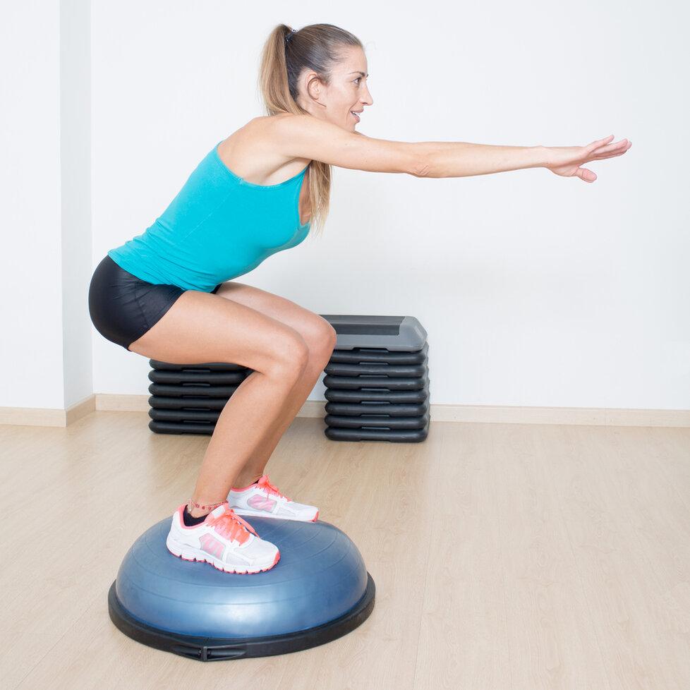 Poradíme vám triky, jak zařídit, aby se vám chtělo cvičit skoro každý den!.