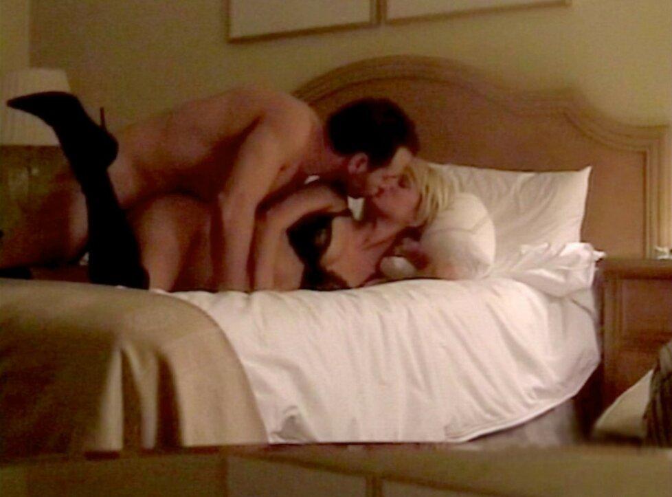 Paris Hilton s Rickem Solomonem se v roce 2001 natočili při sexu.