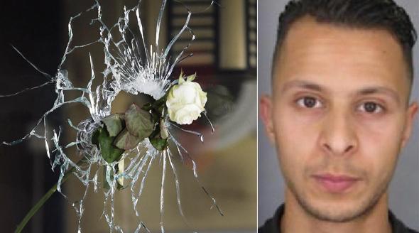 Francouzská policie pátrá po Salahu Abdeslamovi. Jde o komplice pařížských teroristů, kteří povraždili nejméně 129 lidí.