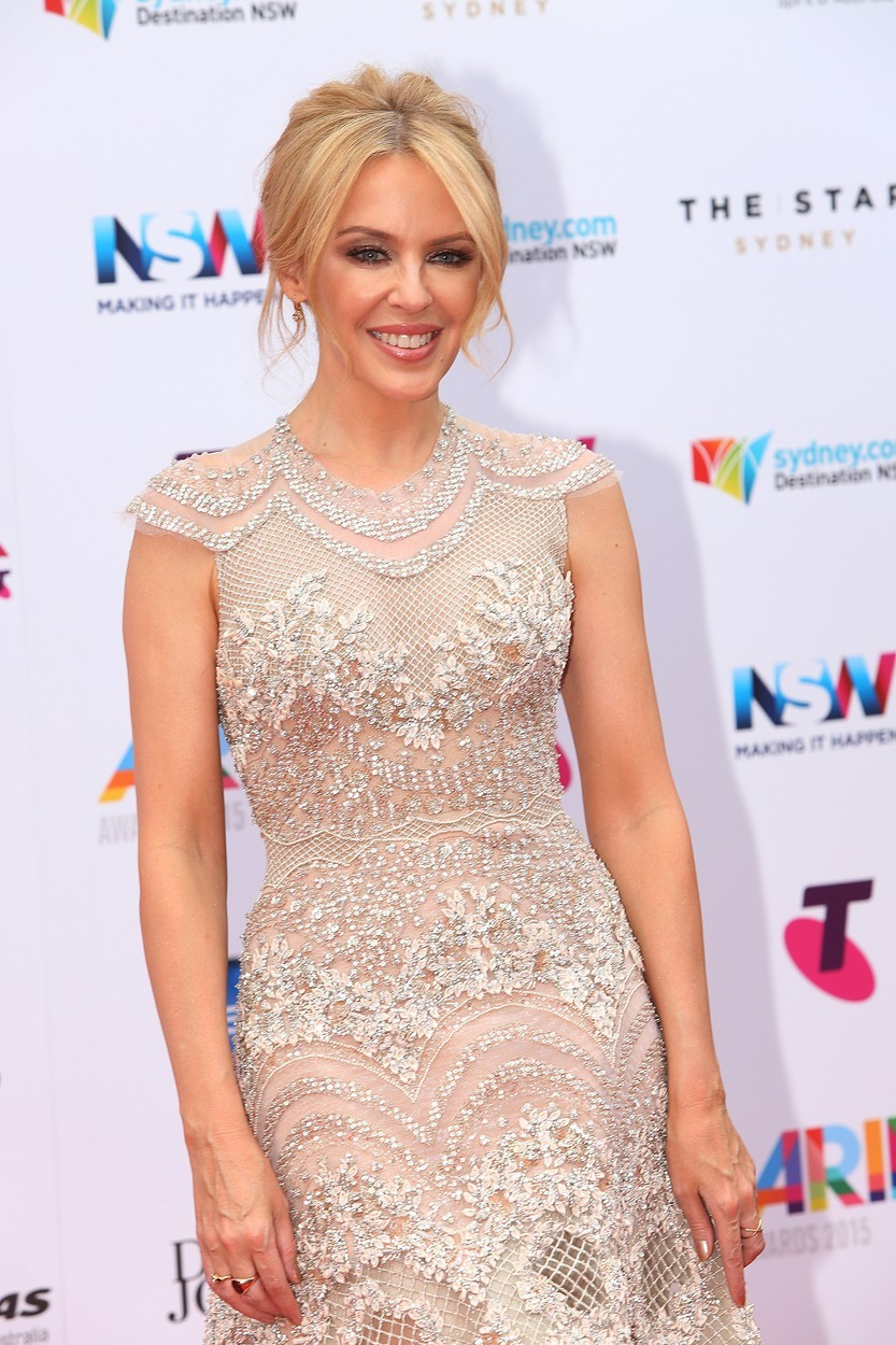 Kylie Minogue na ARIA Awards