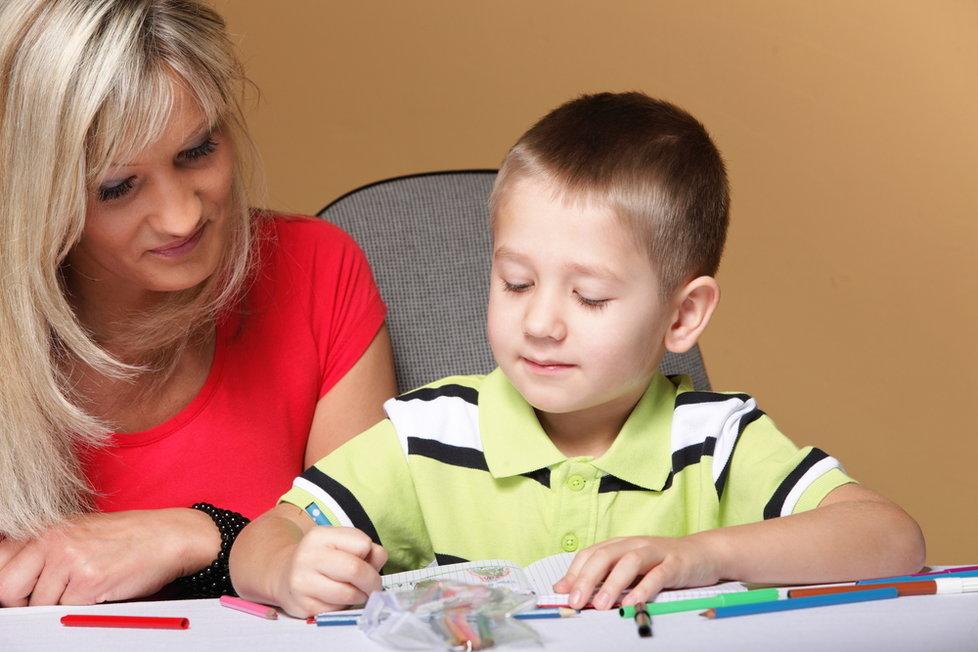 Učení s dítětem