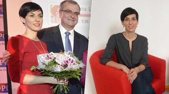 Poslankyně Markéta Adamová je novou místopředsedkyní TOP 09