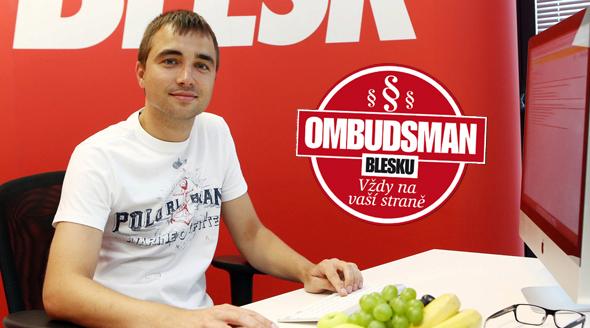 Ombudsman Blesku  Mgr. Lukáš Zelený
