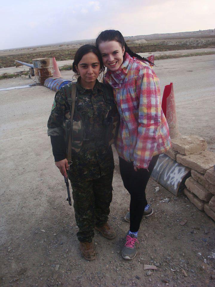 Markéta Všelichová byla propuštěna z tureckého vězení.