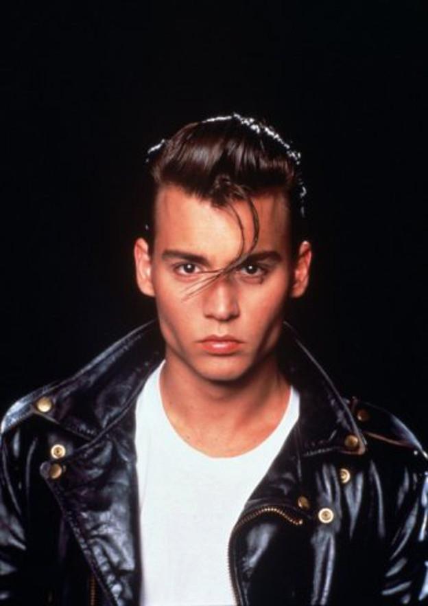 1990 – Johnny Depp ve filmu Cry-Baby