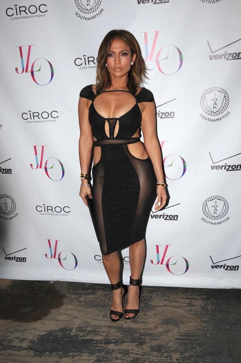 Jennifer Lopez je vždy sexy.