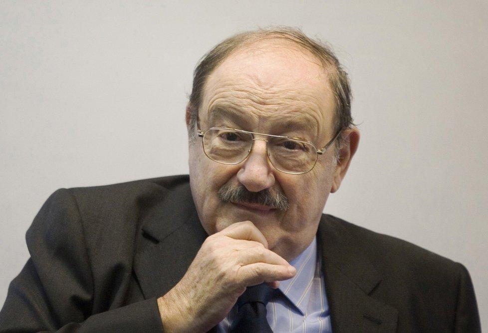 Zemřel spisovatel Umberto Eco. Bylo mu 84 let.