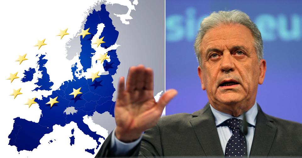 Evropě zbylo 10 dní: Pak Schengen padne, varuje eurokomisař.