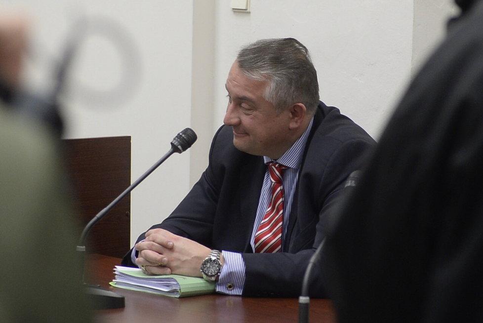 Soud kvůli Zemanovu Peroutkovi: Advokát Nespala