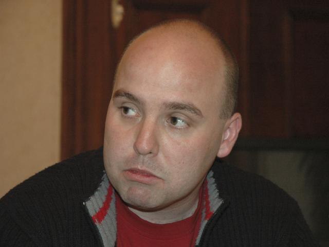 Politolog Lukáš Jelínek