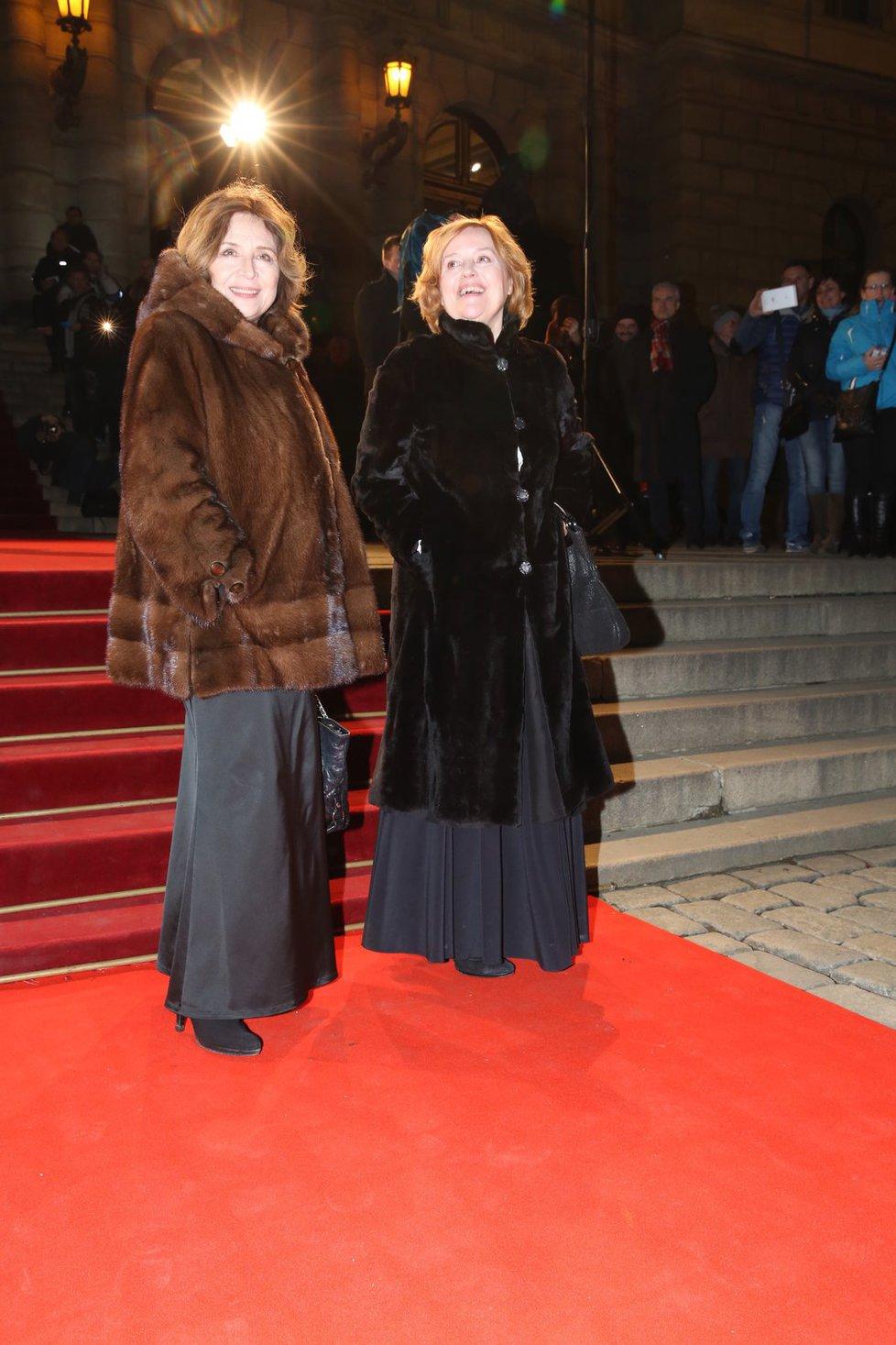 Sestry Magda a Emília Vašáryovy