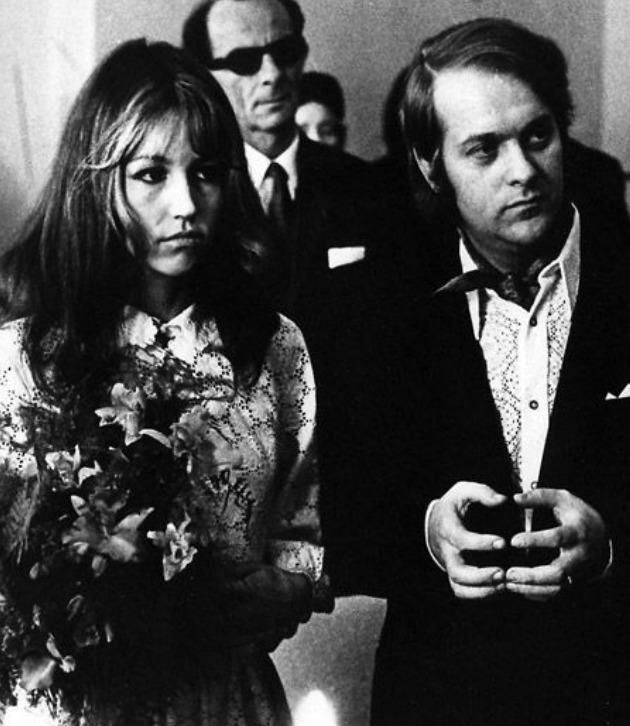 Jana Němce si vzala v roce 1969.