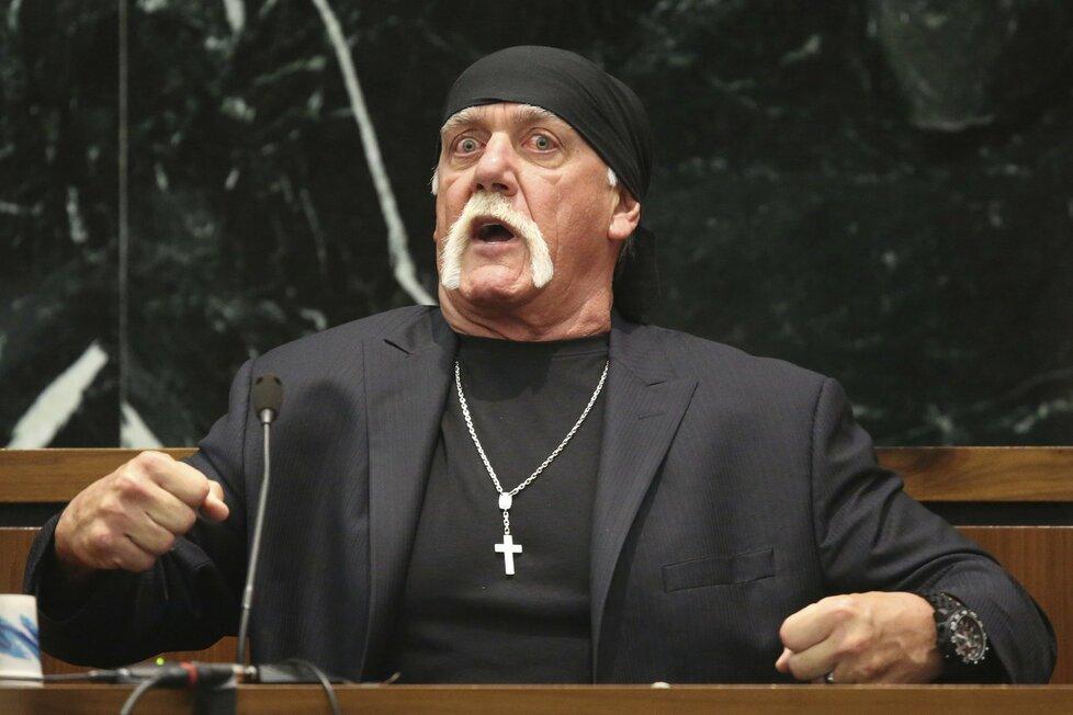 Hulk Hogan porno film