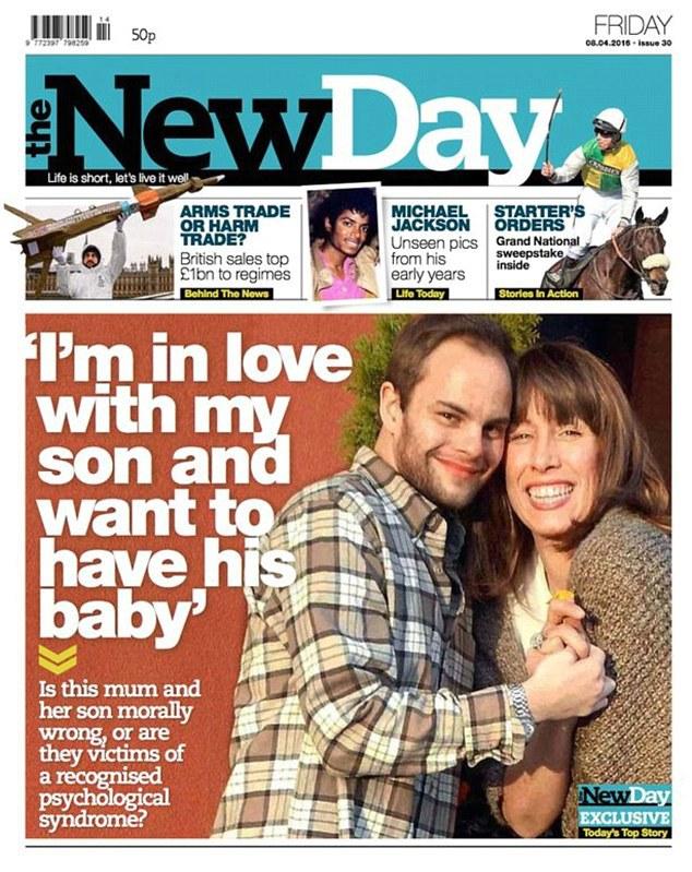 Matka Kim West miluje svého syna Bena Forda a chce s ním miminko.