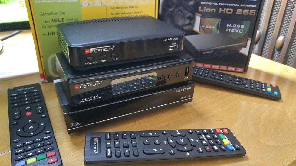 Přechod na DVB-T2 – na co se připravit?