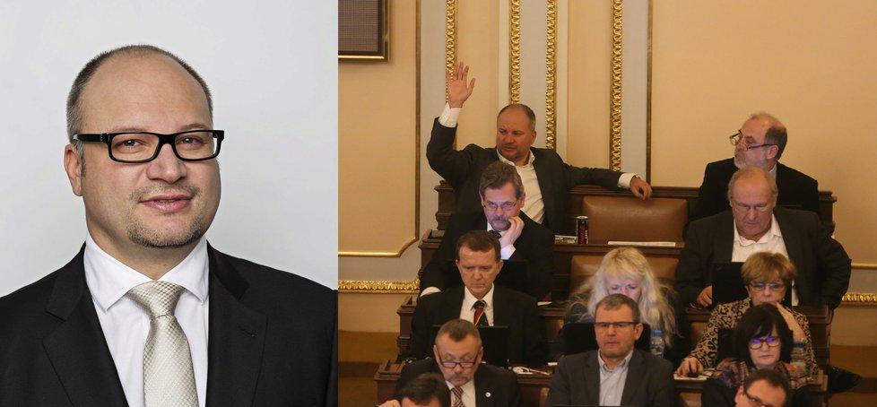Poslanec ČSSD Štěpán Stupčuk je v hledáčku policie.