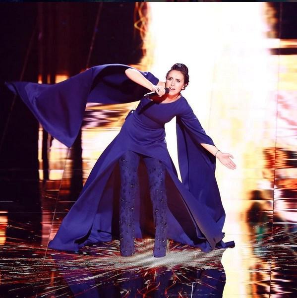Jamala z Ukrajiny je vítězkou Eurovision Song Contest 2016