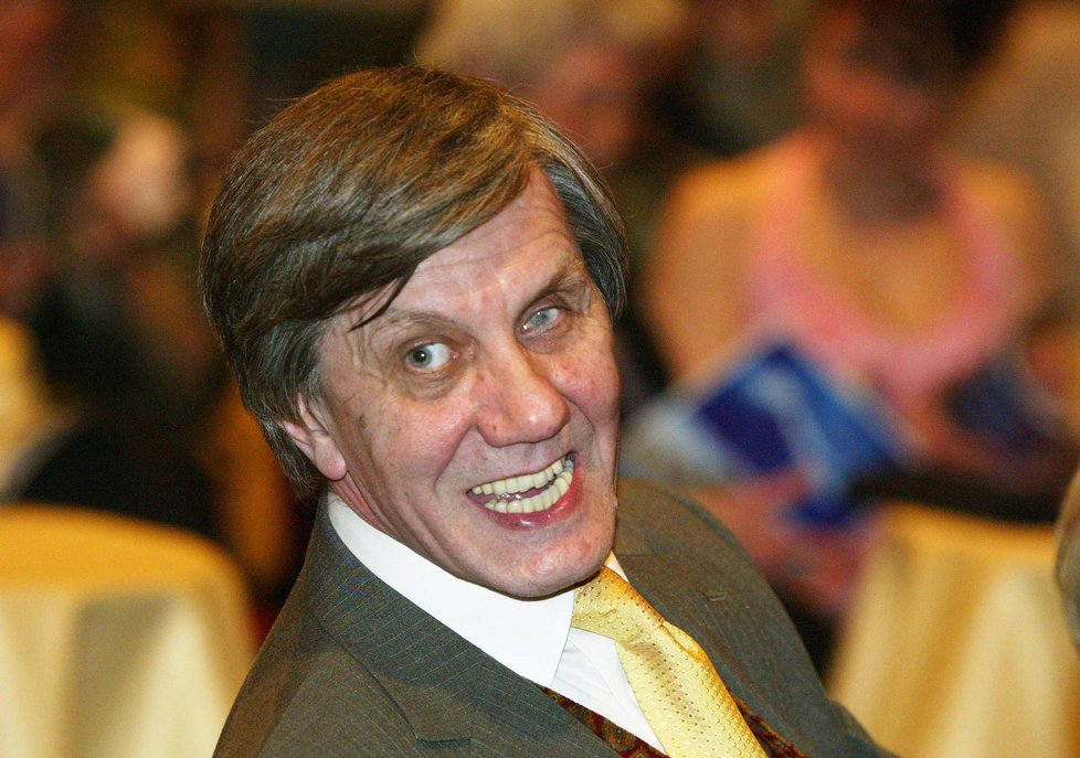 Boris Rösner měl velké charisma.