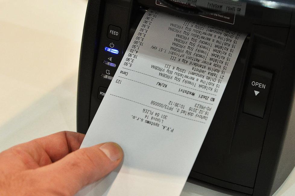 Online pokladny by měly odstartovat od 1. prosince 2016.