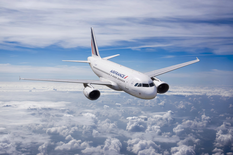 Boeingem 777 společnosti Air France se přes San Francisco dostanete až na Tahiti.