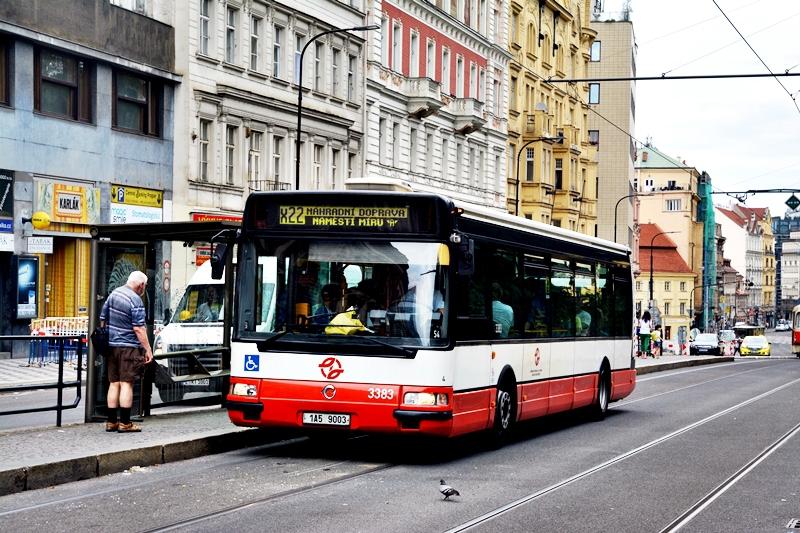 Nejvíce změn se dotklo autobusů.