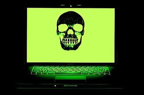 Antivirus v počítači se projevuje různě