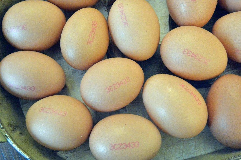 Ovovegetariáni jí pouze vajíčka.