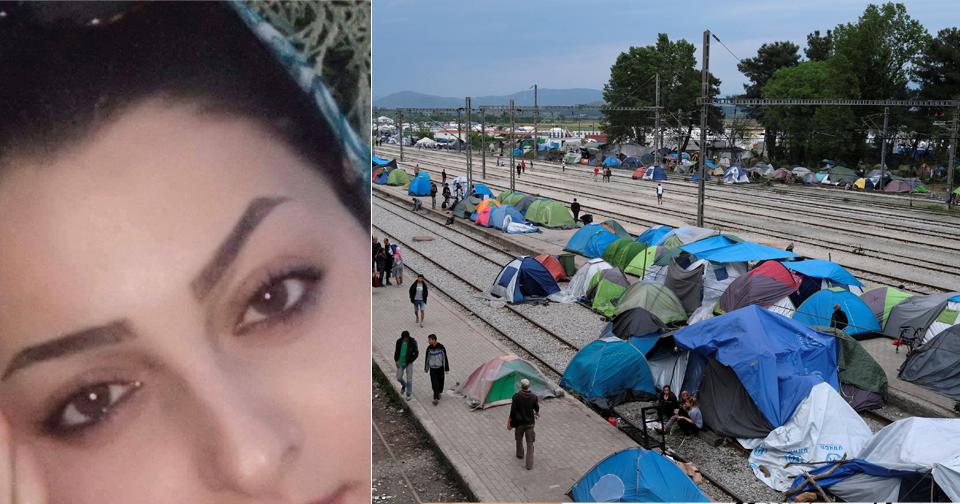 Íránská uprchlice popsala pro Blesk.cz, jak probíhala její cesta do vysněného Německa.