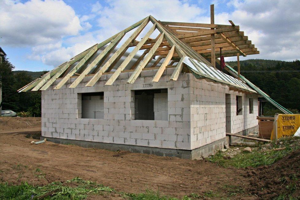 Ministerstvo pro místní rozvoj si od novely stavebního zákona slibuje, že ulehčí život drobným stavařům
