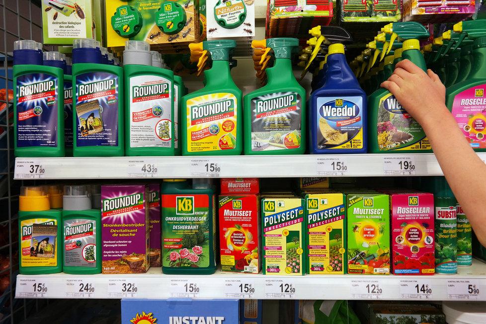 Roundup se stal nejprodávanějším a nejpoužívanějším herbicidem na světě.