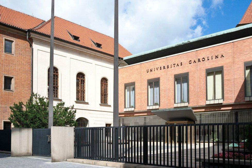 Karlova univerzita slaví 670 let existence. (ilustrační foto)