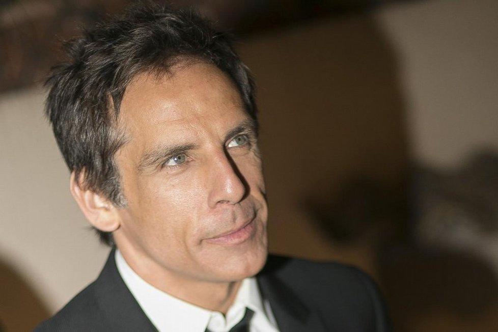 Nesmělý komik Ben Stiller zdědil po rodičích talent a smutek.