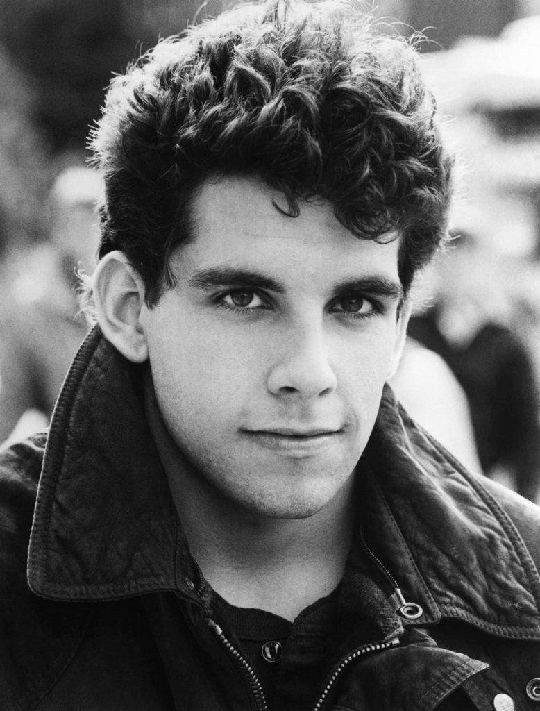 Ben Stiller v roce 1988