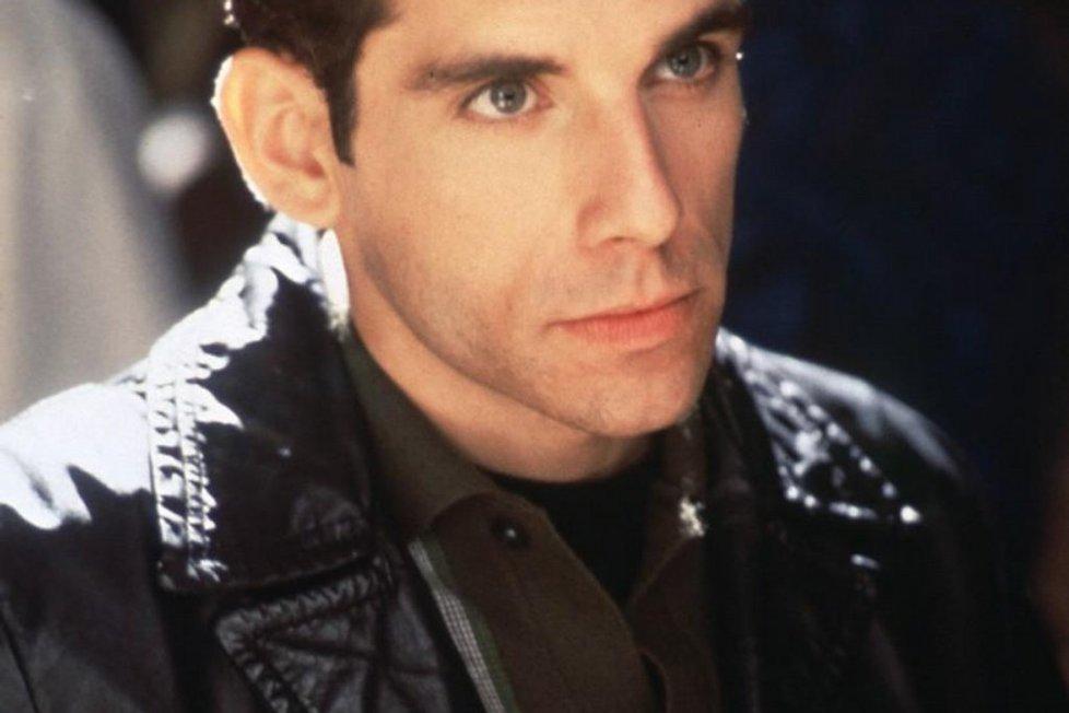 Ben Stiller ve filmu Bolestná realita z roku 1994