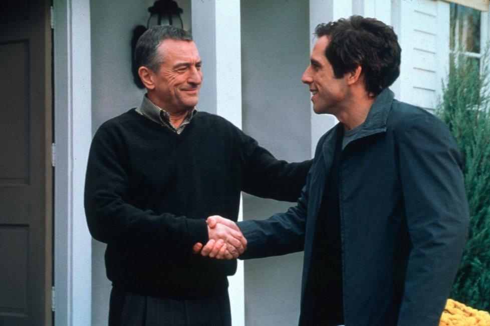 Ben Stiller jako Greg Jebal v komedii Fotr je lotr