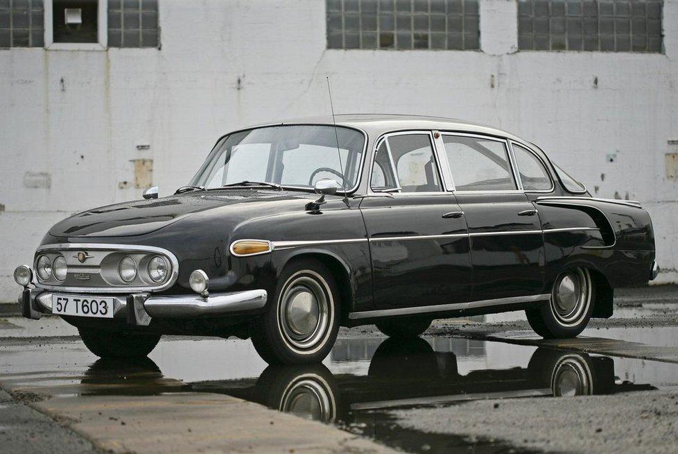 Tatra 603 je právem označována za jeden z nejkrásnějších vozů své doby. V letech 1956 až 1964 vzniklo jen 20 422 kusů. Běžnému motoristovi byla Tatra 603 téměř nedostupná.