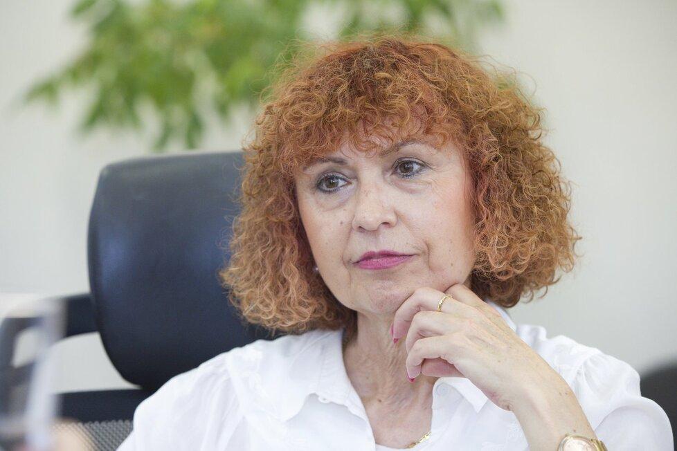 Policejní psycholožka Ludmila Čírtková