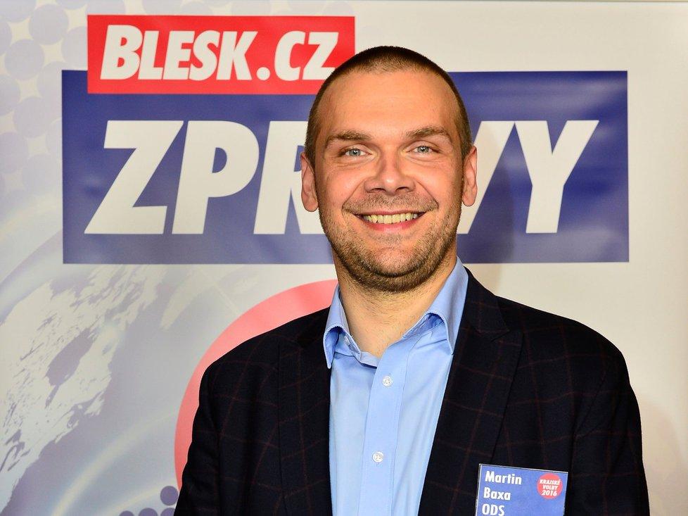 Plzeňský lídr ODS Martin Baxa o Jurečkovi: Není to kmotr, podléhá veřejné kontrole.