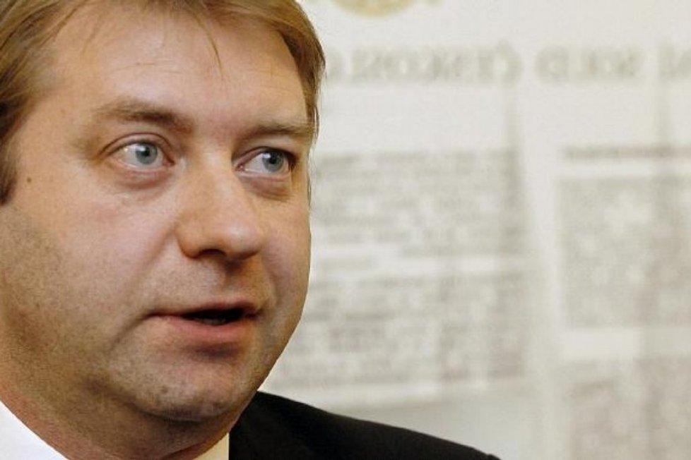 Roman Sklenák se stal předsedou poslaneckého klubu ČSSD.