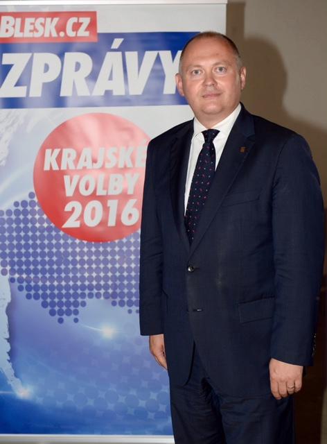 Lídr ČSSD Michal Hašek