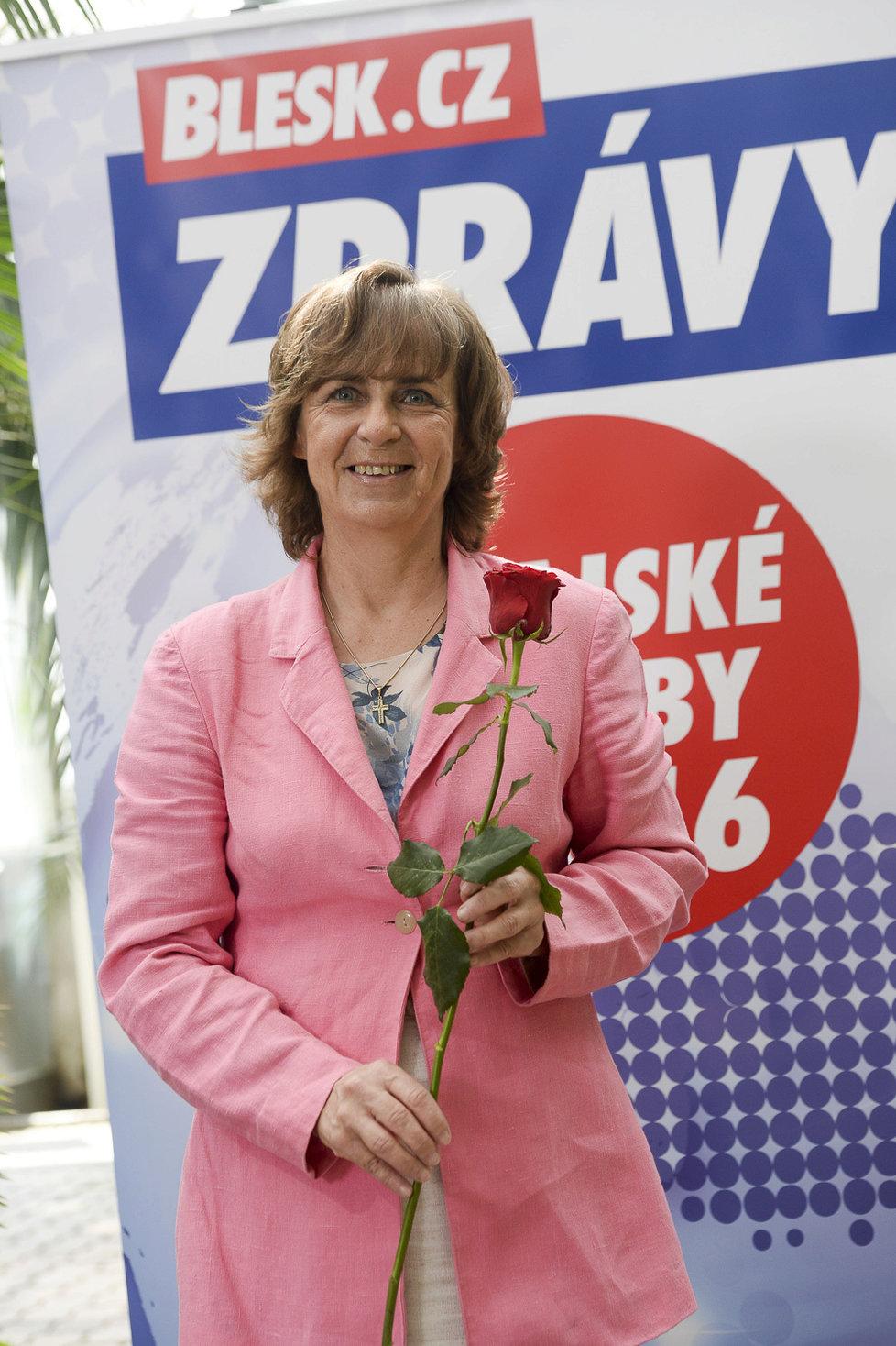 Sekaninovou vyzve jako nezávislá kandidátka bývalá poslankyně Jitka Chalánková, která do druhého kola senátních voleb postoupila díky zisku 12,68 procenta.