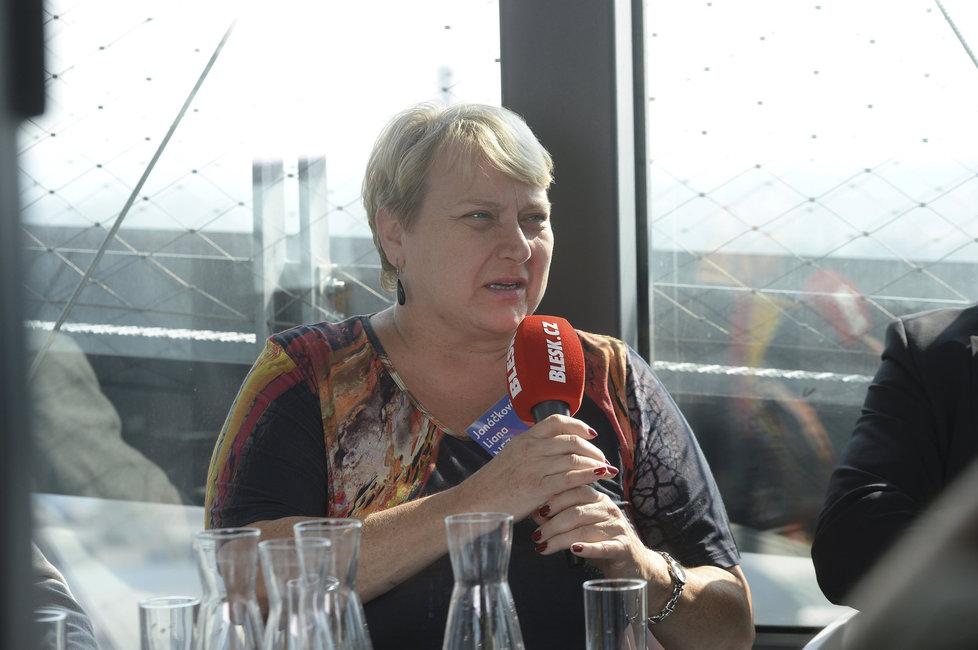 Liana Janáčková jako starostka Mariánských Hor po 28 letech končí.