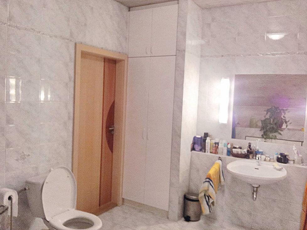 Proměna koupelny