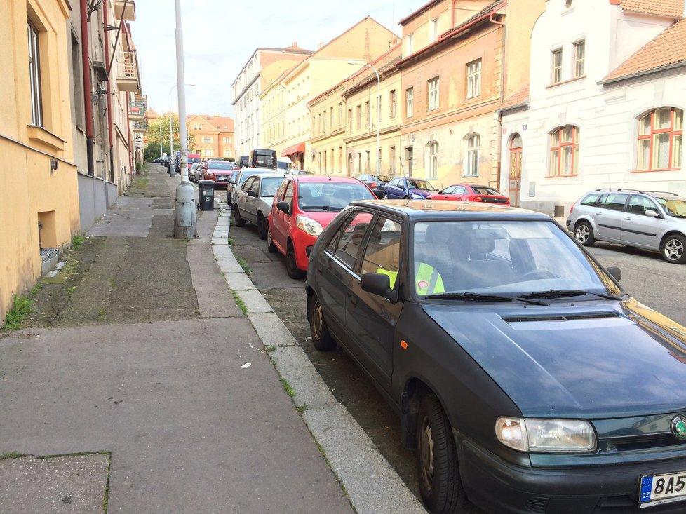 Parkování v Praze během Vánoc bude v jednotlivých městských částech rozdílné.