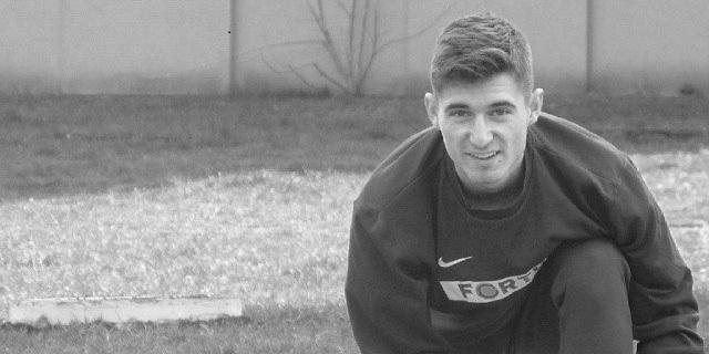 Bývalý hráč mládežnických týmů Baníku Daniel Čech