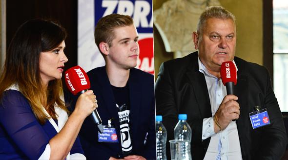 Lídryně ANO ve středních Čechách Jaroslava Jermanová se poštěkala s hejtmanem Milošem Peterou (ČSSD) kvůli Davidu Rathovi.