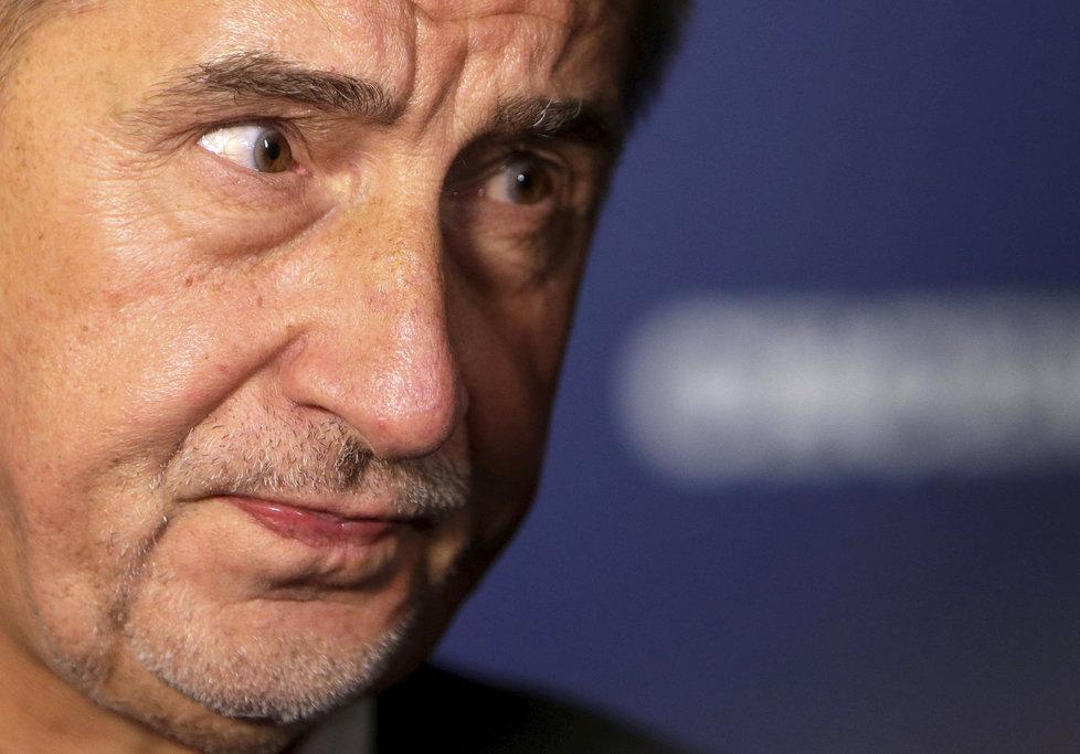 Vicepremiér Andrej Babiš (ANO) je naštvaný, že ho soupeři v některých krajích obešli.